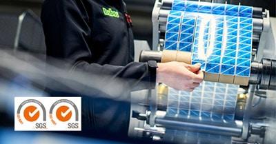 Die Rezertifizierung von Robos bestätigt die hohe Qualität der Produktion (Quelle: Ro-bos)