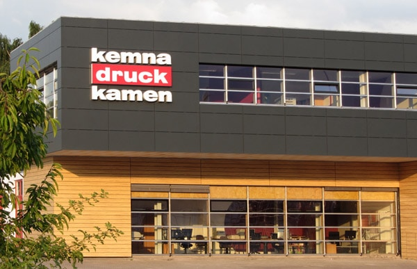 Kemna Druck in Kamen produziert nicht nur Etiketten und ist als Familienbetrieb vielseitig aufgestellt (Quelle: Kemna Druck Kamen)