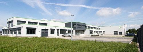 Am neuen Standort für die Stanzblechfertigung der Spilker GmbH sorgen neueste Produktionsmethoden für maximale Ausfallsicherheit und gesteigerte Produktqualität (Quelle: Spilker)