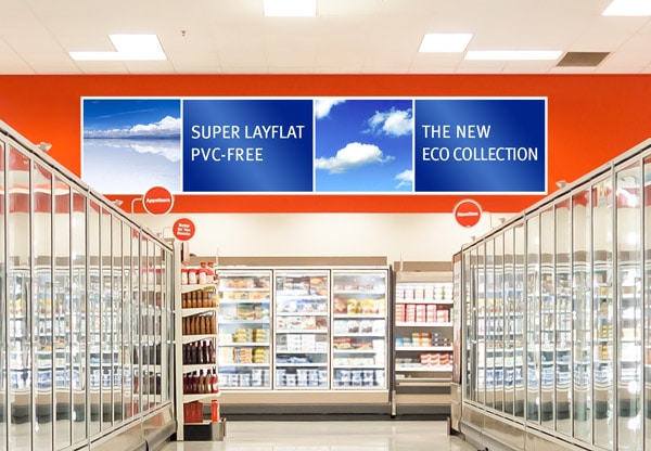 Intercoat bringt eine neue PVC-freie Eco Collection auf den Markt (Quelle: Intercoat)