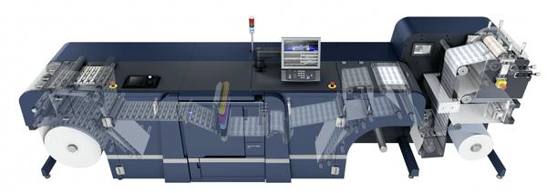 Nach erfolgreichen Testläufen nach der Erstvorstellung auf der Labelexpo 2019 ist die neue Flexodruckeinheit nun kommerziell verfügbar (Quelle: Konica Minolta)