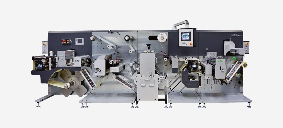 Die Grafototronic DCL2 wird noch in diesem Jahr durch das Serviceteam von Graficon beim bei Dynamic Systems installiert (Quelle: Graficon)