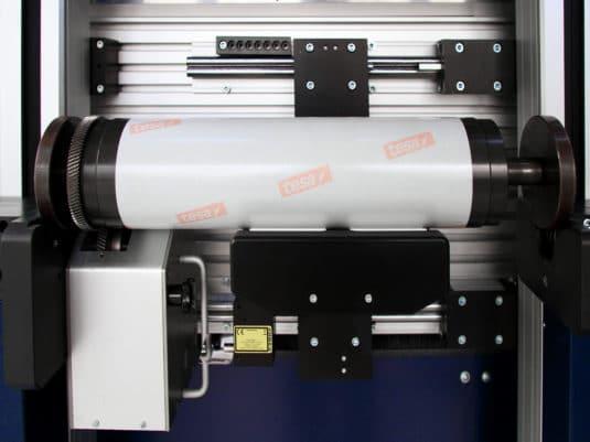 Die smarte Zylinderund Sleeve-Adapter plus Datenanbindung machen FlexoMatrix zur umfassenden Technologieplattform (Quelle: Lehner Sensor Systeme)