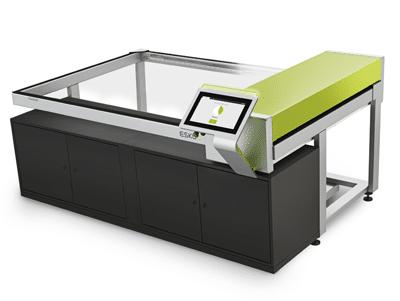 Der Crystal XPS 4260 ist der neueste UV-LED-Belichter von Esko (Quelle: Esko)