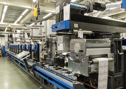 Die Entscheidung von Colonia Press für die Gallus Labelmaster basiert auf den bisher guten Erfahrungen mit den im Betrieb befindlichen Gallus-Druckmaschinen (Quelle: Gallus)