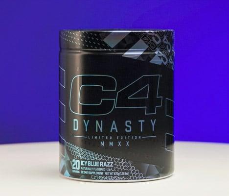 Best in Show – C4 Dynasty von McDowell Label (Quelle: AWA)