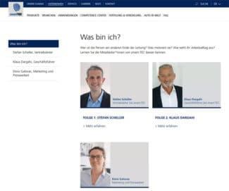 Köpfe smart-TEC