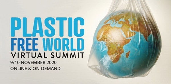 Logo plastic free summit