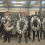 Mit der Installation des 2000sten Vectra-Systems bei Omni (USA) hat ABG einen wichtigen Meilenstein gesetzt (Quelle: ABG)