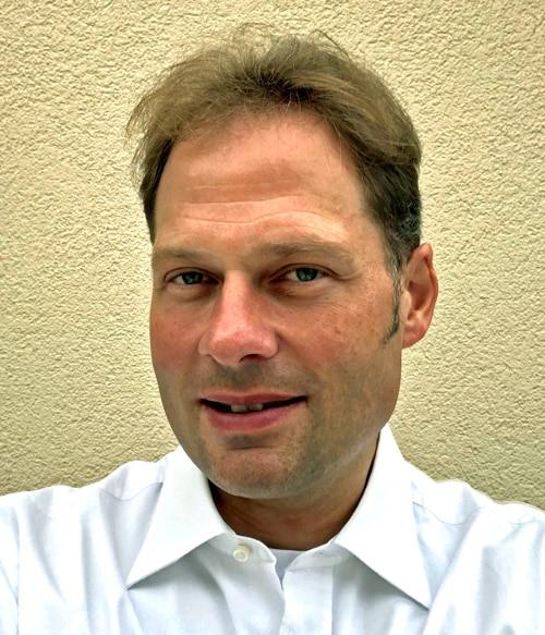 Stefan Grawunder vertreibt von dem Standort Frankfurt/Main aus Rotationsstanzmaschinen von Sysco für die Dorey Converting Systems innerhalb der DACH-Region sowie für Nord- und Osteuropa (Quelle: Dorey Systems)
