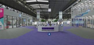 Die virtuelle Printing Expo online startet und wird weiter ausgebaut (Quelle: RBM)