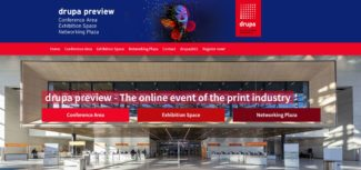 Screenshot drupa preview