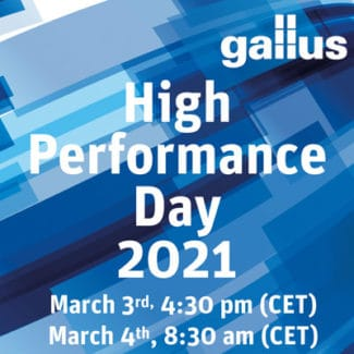 Gallus Permance Day Teaser