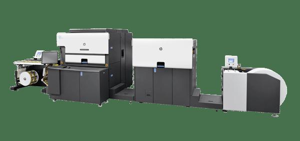 HP Indigo 6000 Digital Press
