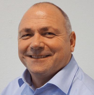Michael Rüschenbeck, neues Mitglied des Verkaufsteams der A B Graphic International GmbH (Quelle: ABG)