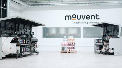 Das neue Demo-Zentrum bietet Verpackungs- und Markenartikelherstellern Möglichkeiten, sich vor Ort persönlich von der Mouvent Cluster-Technik zu überzeugen (Quelle: Bobst)
