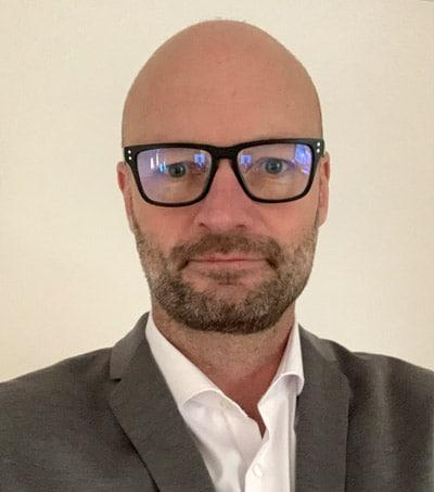 Morten Toksværd, neuer Business Development Director bei Grafotronic (Quelle: Grafotronic)