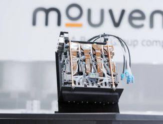 Die Mouvent-Druckköpfe mit Cluster-Technik sorgen für hohe Qualität und Verfügbarkeit in den Bobst-Digitaldruckmaschinen (Quelle: Bobst)