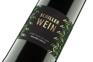 Etiket Schiller setzt auf Nachhaltigkeit auch bei hochwertigen und Heißfolien-veredelten Etiketten (Quelle: Etiket Schiller)