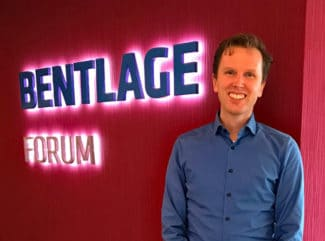 Hans Vonk, Geschäftsleitung BSB Bentlage, Bielefeld (Quelle: BSB Bentlage)