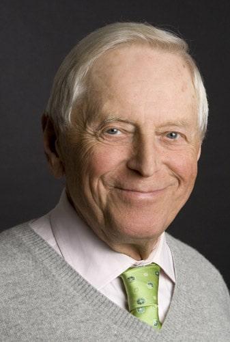 Leo Garreis (86) errichte mit der Garreis Unternehmensgruppe in fast 30 Jahren ein großes Handelsunternehmen (Quelle: Garreis)