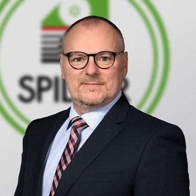 Andreas Stumpf (Dipl.-Ing. (TH), ist neuer Vertriebsleiter der Spilker GmbH, Leopolsdhöhe (Quelle: Spilker)