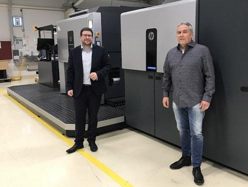 Die neue HP 20000 erweitert die Möglichkeiten von Labelprint24 und unterstützt die Produktvielfalt (Quelle: HP Indigo)
