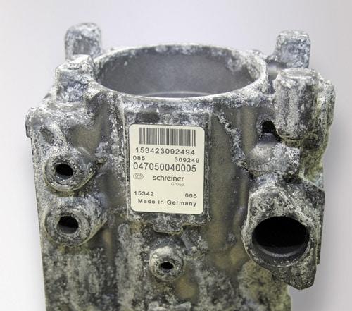 Die CLF High Resist von Schreiner ProTech ist besonders kratzfest und widersteht hohen mechanischen Beanspruchungen. (Quelle: Schreiner Group)