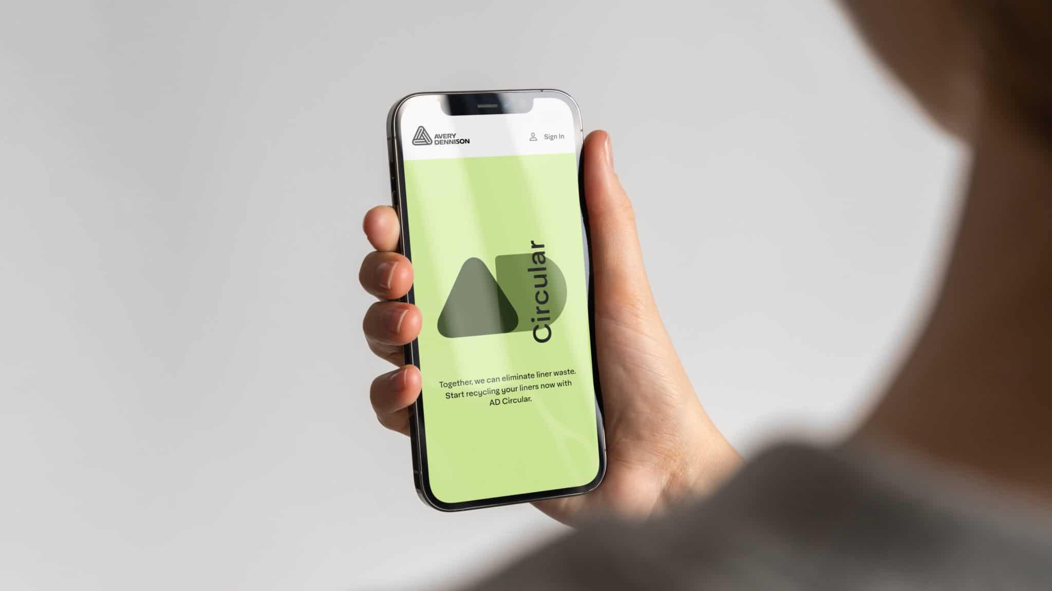 Avery Dennison startet europäisches Recyclingprogramm für Etikettenträgermaterialien (Quelle: Avery Dennison)