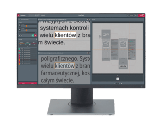 Mit ProofText unterstützt EyeC die Kontrolle und Korrektur mehrsprachiger Dokumente (Quelle: EyeC)
