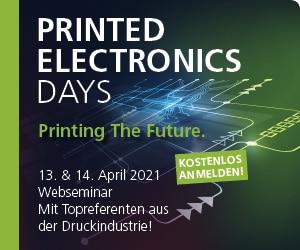 Banner Printes Electronics Days