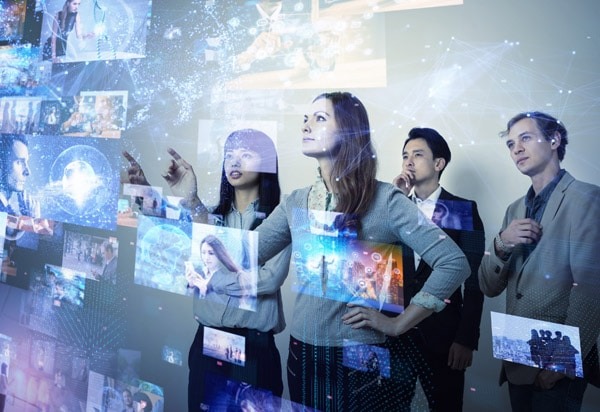 Esko und Enfocus nutzen die virtual drupa, um gemeinsam ihre Neuheiten zu präsentieren (Quelle: Konica Minolta)