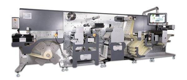Die Grafotronic DCL 2 ist ein Bestandteil des neuen Produktionssystem bei Etimark (Quelle: Graficon)
