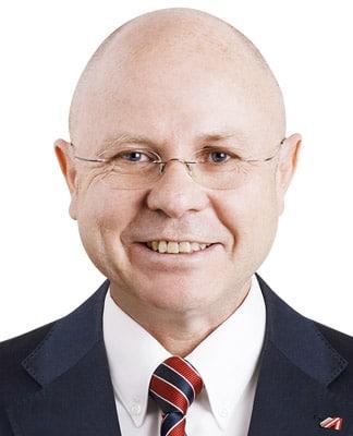 Dr. Johannes Michael Wareka, Group CEO, Marzek Etiketten+Packaging GmbH, A- 2514 Traiskirchen (Quelle: Marzek)