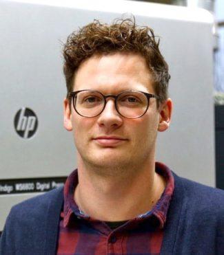 James Nilles, Geschäftsführer, Etikett.de, Föhren