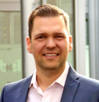 Martin Kuge, Geschäftsführer Faubel & Co. Nachf. GmbH, Melsungen