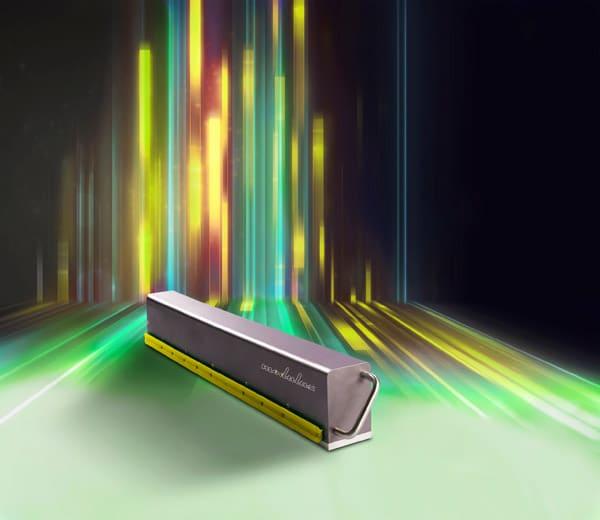 modulux liefert und installiert LED-Technologie für den schmalbahnigen Etikettendruck (Quelle: modulux)