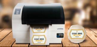 Für kleine Auflagen und nicht-industrielle Anforderungen eignen sich die DTM-Etikettendrucker, die nun auch mit dem Mac zu nutzen sind (Quelle: DTM)