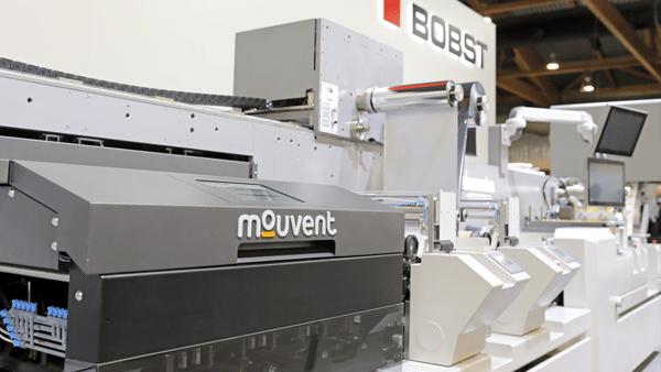 All-in-One-/All-Inline-Druckmaschine Bobst Master DM5 wird zur virtual drupa umfassend präsentiert (Quelle: Bobst)