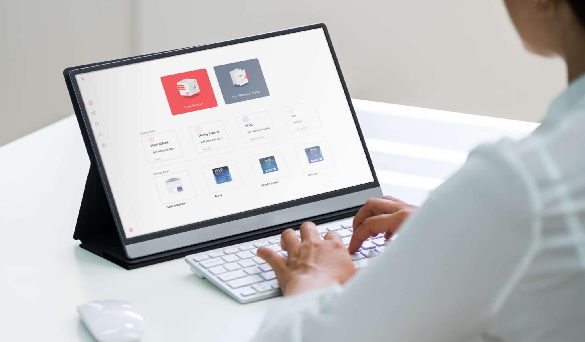 AVT iCenter ist eine Prüfsoftware, die Etiketten-Betrieben eine einfache Verwaltung von Qualitäts- und Produktionsstandards ermöglichen soll (Quelle: Esko)