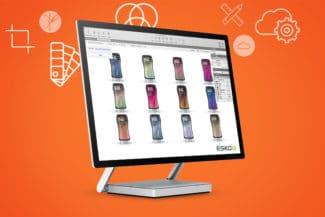 Esko ArtPro+ ist die neueste Generation des PDF-Editors für den Verpackungs- und Etikettendruck (Quelle: Esko)