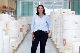 """""""Die Geschäftsführung in unserem mittelständischen Unternehmen bietet mir einen großen Gestaltungsfreiraum."""" (Quelle: Förster Etiketten)"""