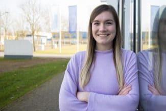 """Sarah Kahlmann, Marketingleitung, etikett.de: """"Wir müssen weiter unten ansetzen und bisherige Strukturen aufbrechen."""" (Quelle: etikett.de)"""