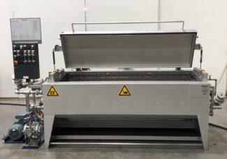 Die Waschmaschine Cleanflex-ex von Renzmann ist eine von drei Varianten (Quelle: Renzmann)