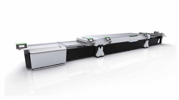 Das neue Flexoplatten-Produktionssystem von Esko und Asahi reduziert die Bearbeitungsschritte durch vollständige Automatisierung (Quelle: Esko)
