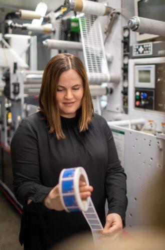 Verena Klingbeil, Geschäftsführung, Klingbeil GmbH, Ilsfeld (Quelle: Klingbeil)