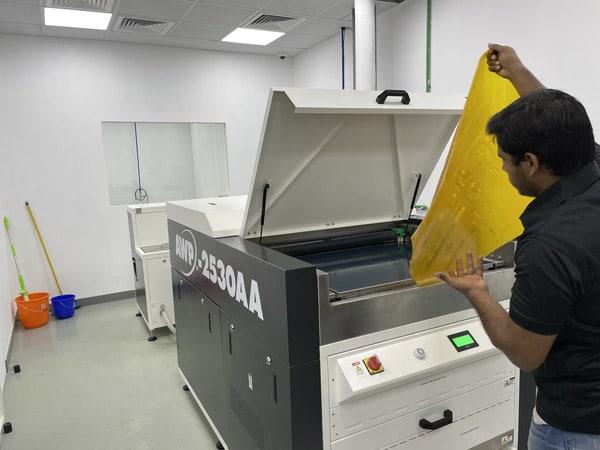 Mit der Asahi CleanPrint AWP erhöht Sigma Labels seine Qualität und kann schneller auf Kundenwünsche reagieren (Quelle: Asahi)