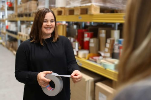 """Verena Klingbeil: """"Mir war es sehr wichtig, auch außerhalb des Familienbetriebs berufliche Erfahrungen zu sammeln."""" (Quelle: Klingbeil)"""