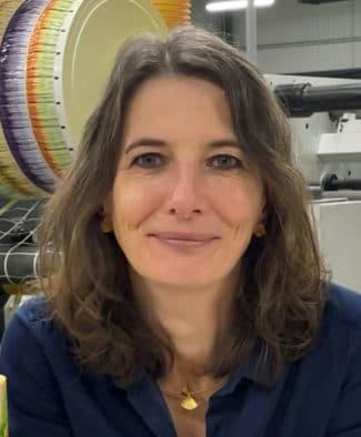 Simone Stöckigt, Geschäftsführerin, fs-Etiketten GmbH, Friesenheim (Quelle: fs-Etiketten)