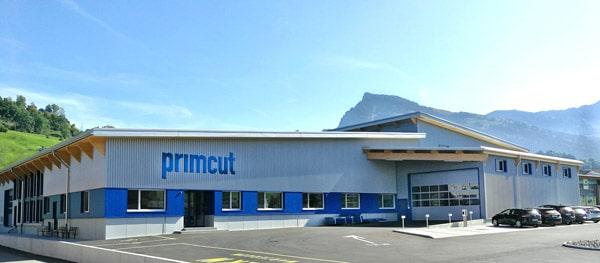 Firmengebäude Primcut (CH)